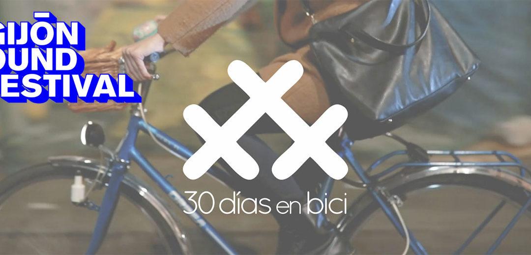 30 Días en Bici presenta su programación