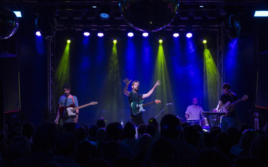 Gijón Sound, finalista de los Iberian Festival Awards