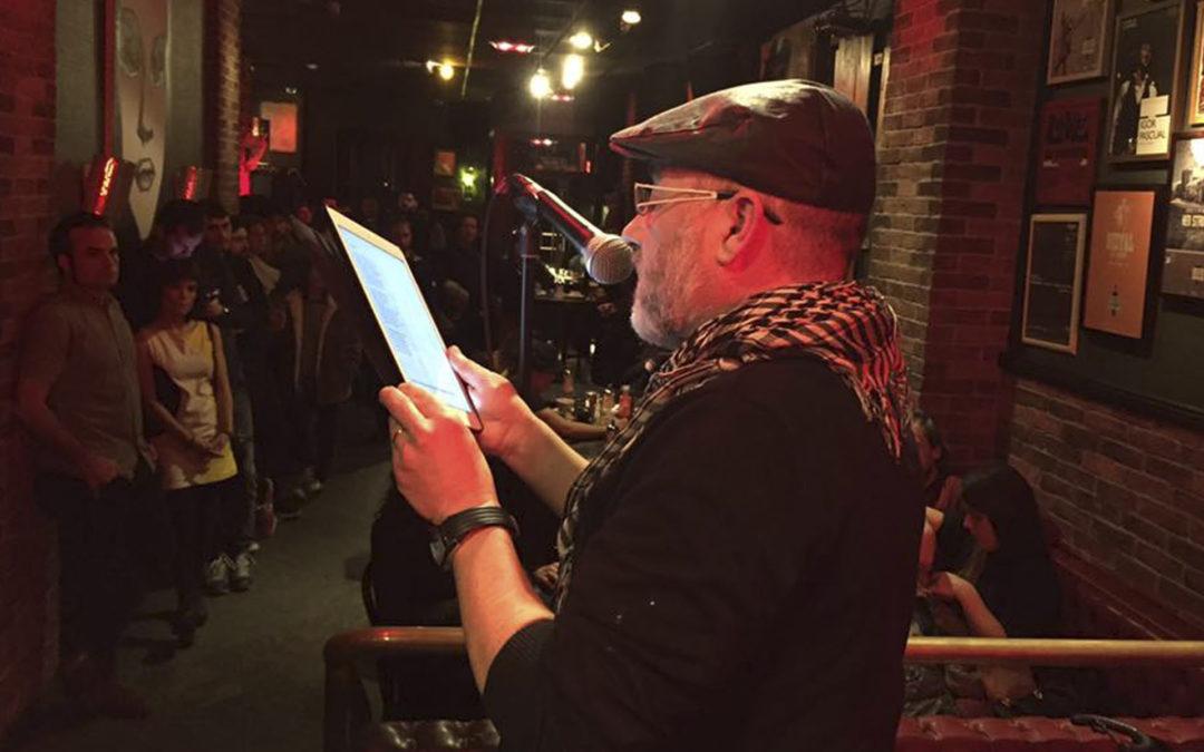 Poesía: nos vamos de timba con Fame Poétika