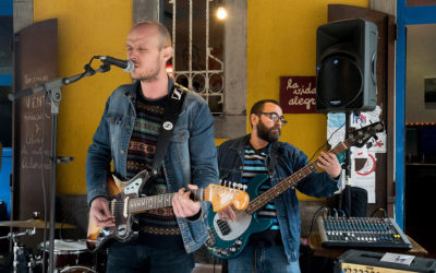«Siente Xixón»: música en vivo en 34 locales y 21 artistas en la calle